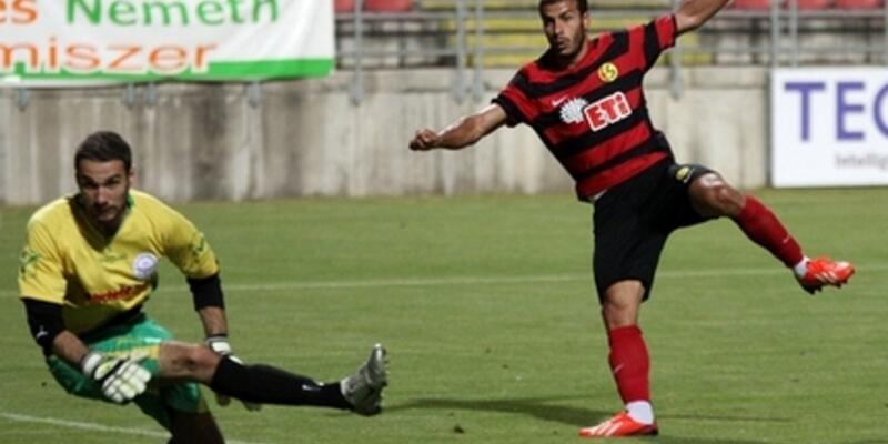 Eskişehirspor - FC Sopron: 2-2