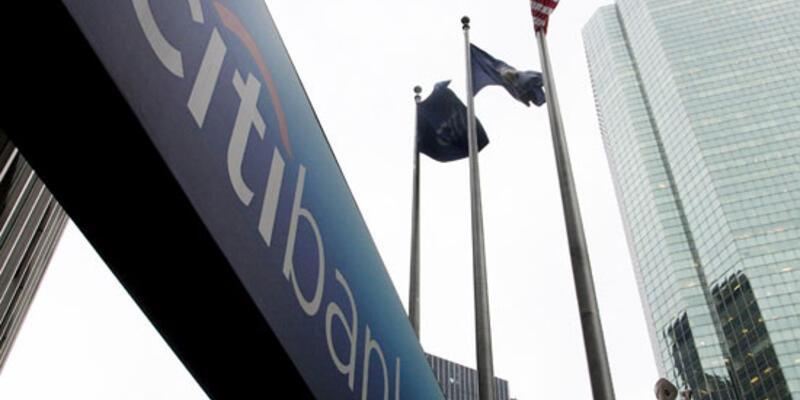 """Citigroup 6 banka için """"al"""" tavsiyesi verdi"""