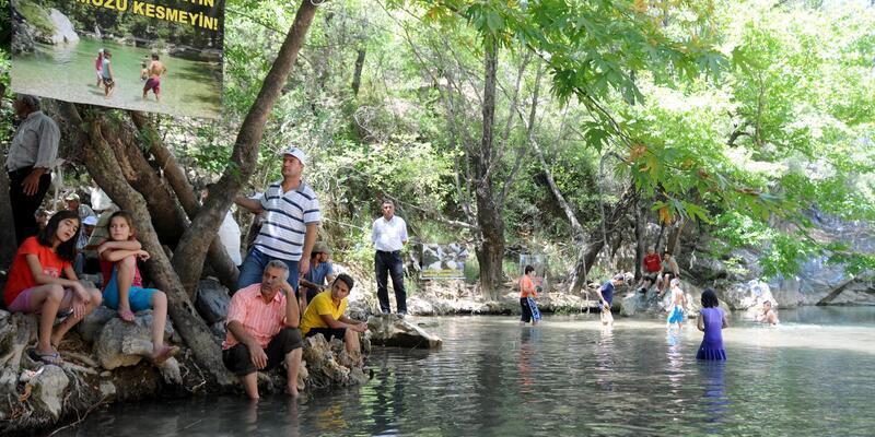 Antalya'da HES projesi çevrecileri ayaklandırdı