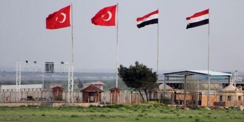 Suriye sınırında bin kişilik gruba müdahale