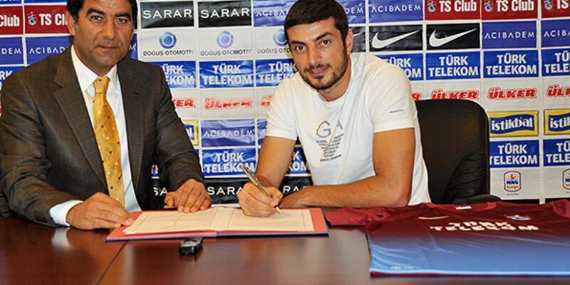 Trabzonspor 5 yıllık imzayı attırdı