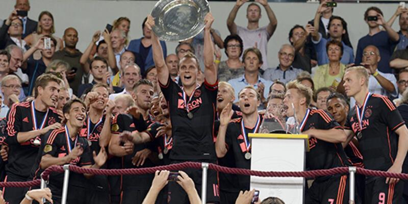 Hollanda'da Süper Kupa Ajax'ın