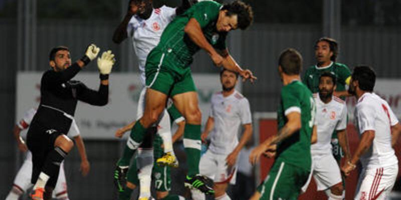 Bursaspor - Balıkesirspor: 3-2