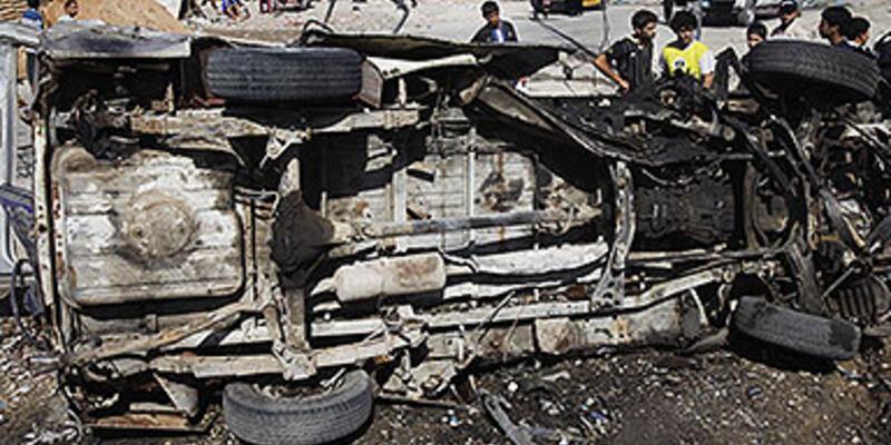 Irak'ta patlama: 38 ölü