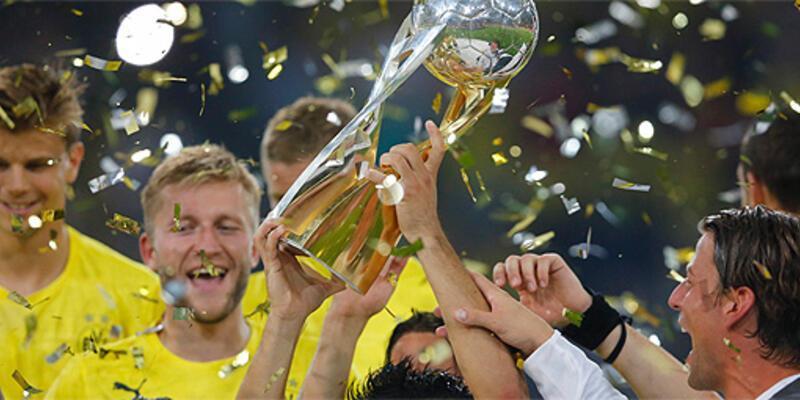 Almanya'nın en büyüğü Dortmund