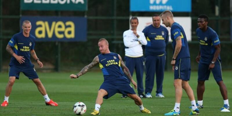 Fenerbahçe Salzburg'a bileniyor