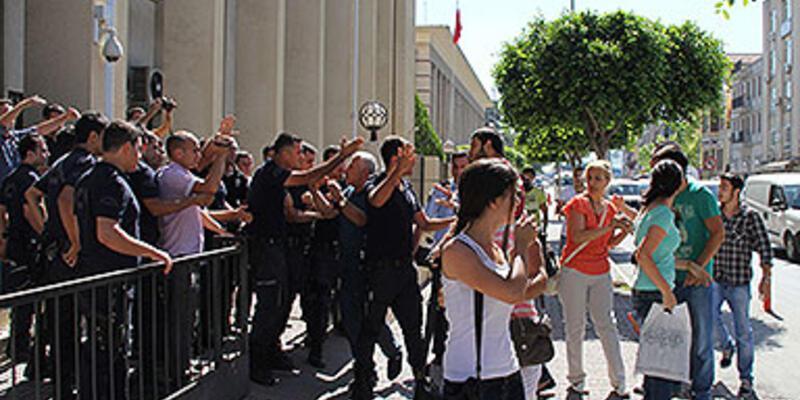 Gezi olaylarıyla ilgili 9 kişi tutuklandı