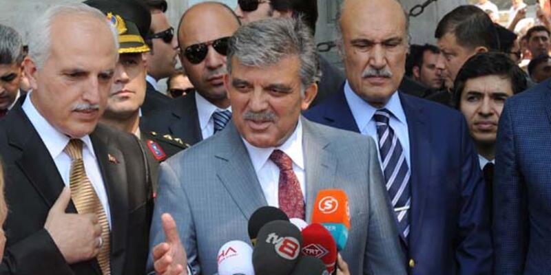 Cumhurbaşkanı Gül'den Mısır mesajı
