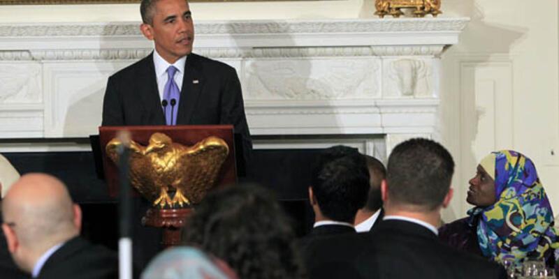 Obama iftar verdi ve ayet okudu