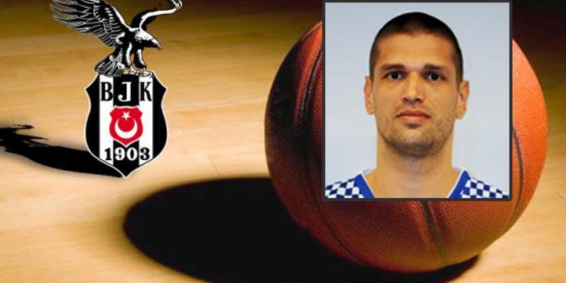 Ruzic 1 yıllığına Beşiktaş'ta