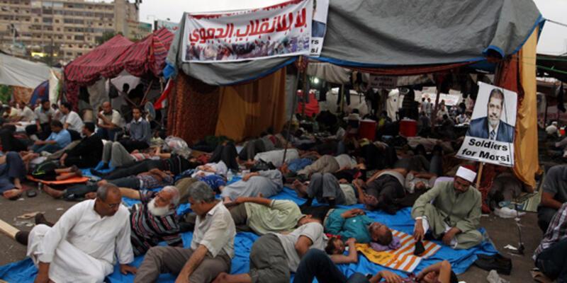 Mısır'da gergin Cuma