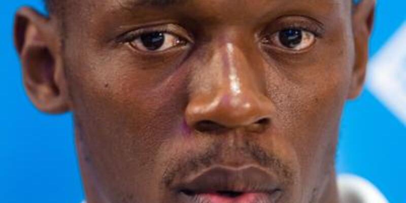 Usain Bolt: Temizim