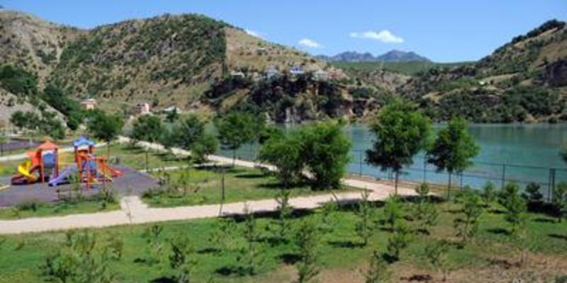"""Bakan'dan """"Gola Çetu Parkı"""" açıklaması"""