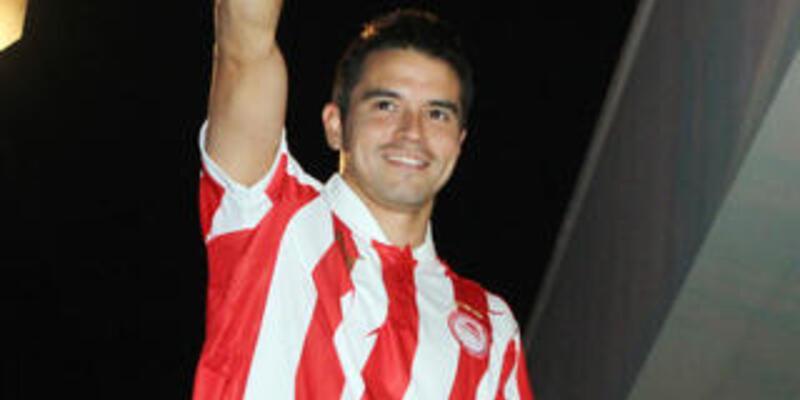 Saviola Olympiakos'a transfer oldu