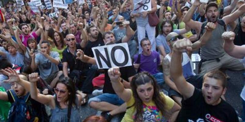 İspanya'da işsiz sayısı azaldı