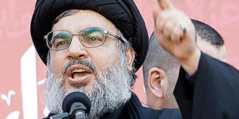 Nasrallah'tan AB'ye tepki