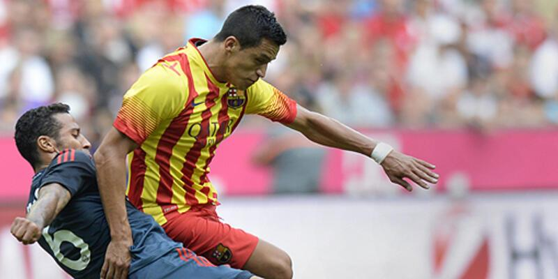 Bayern Münih - Barcelona: 2-0