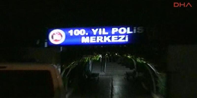 İzmir'de karakola bombalı saldırı