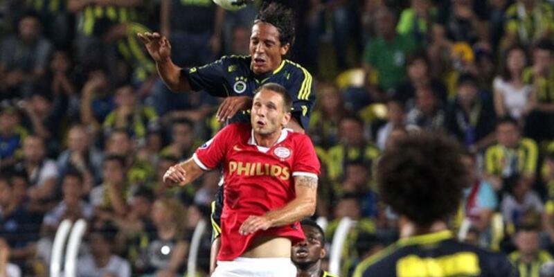 Fenerbahçe - PSV Eindhoven: 0-2