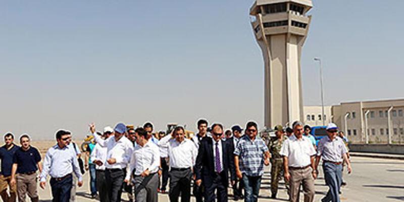 Şırnak, Erdoğan'ı karşılamaya hazırlanıyor