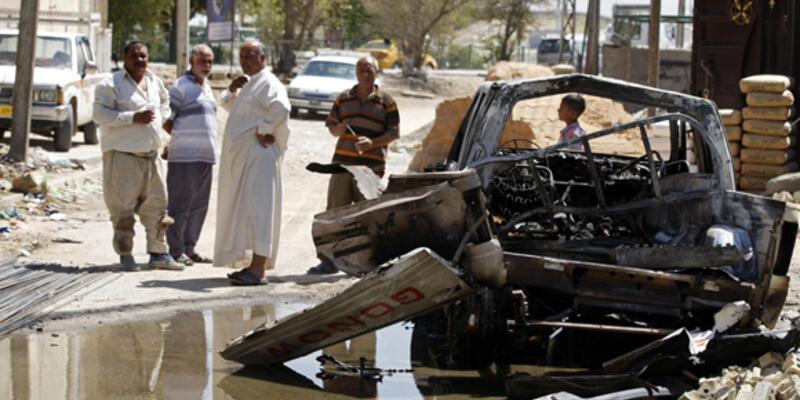 Musul'da karakola saldırı