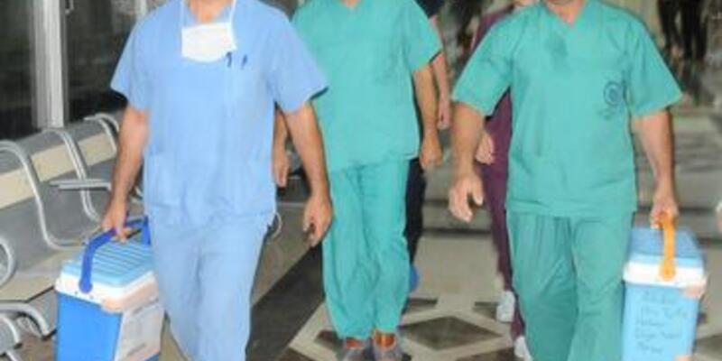 Organlarıyla hastalara umut oldu