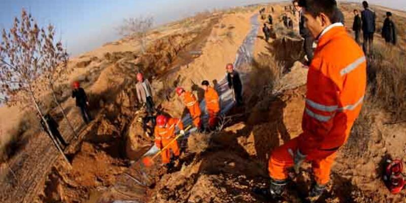 Çin'de maden kazası: 10 işçi öldü
