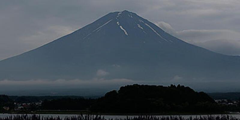 Fuji Dağı'na yolculuğun görüntülü haritası...