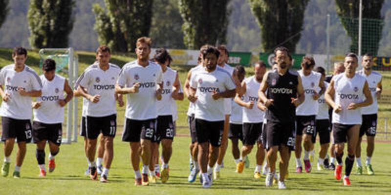 Beşiktaş'a 3 maç daha