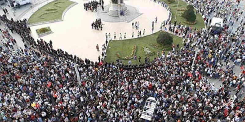 Savcılıktan Gezi olayları açıklaması