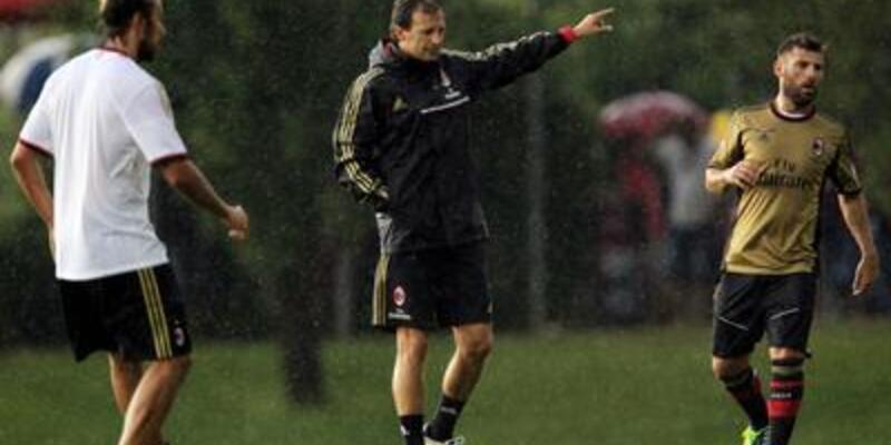 Allegri'den itiraf: Favori Juventus