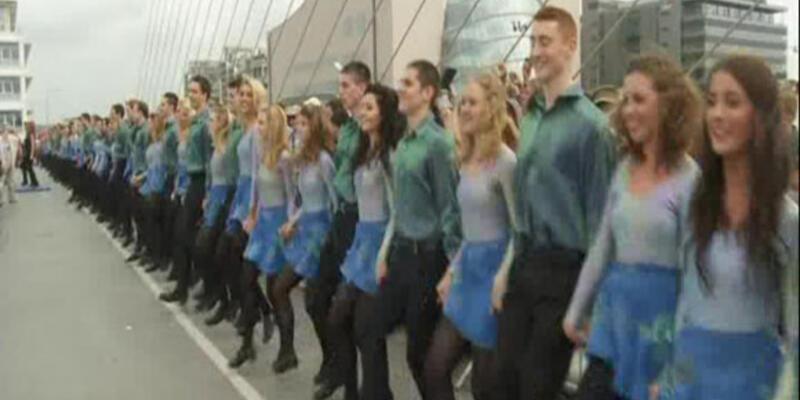Dünyanın en uzun dansı