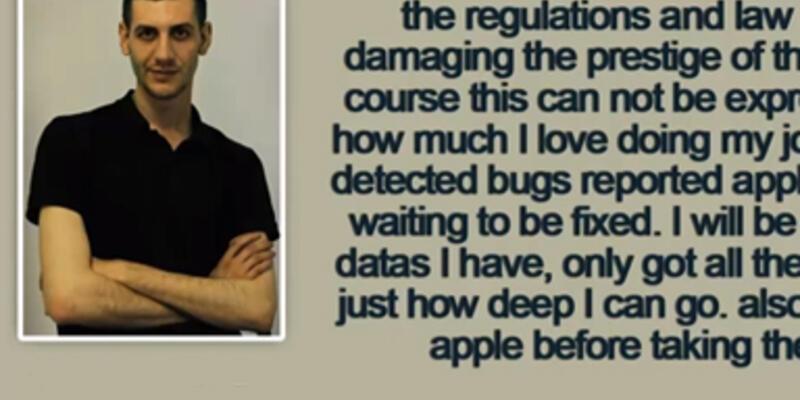 Apple'ı paniğe sevk eden Türk