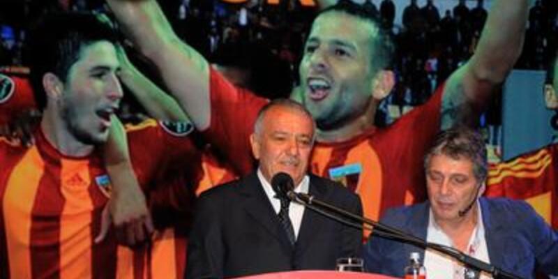 "Kayserispor Başkanı: ""3. sınıf mafya tavrı"""