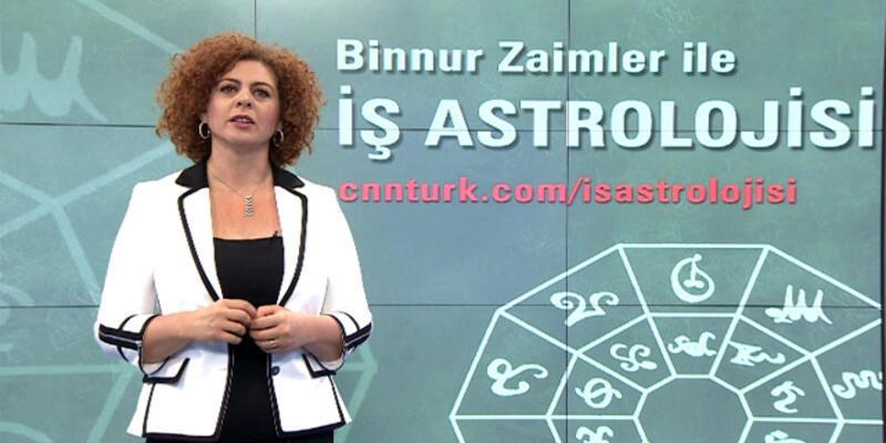 Binnur Zaimler ile İş Astrolojisi - Kova