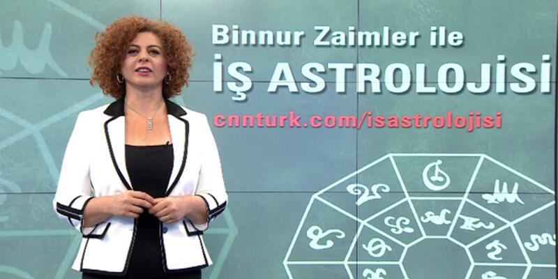 Binnur Zaimler ile İş Astrolojisi - Terazi