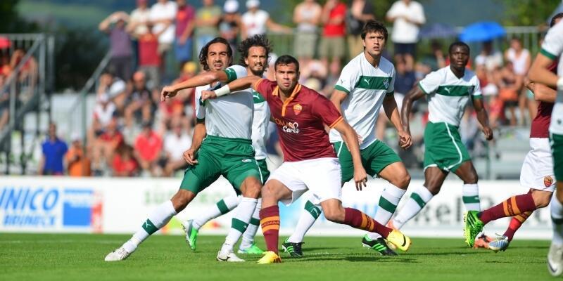 Roma - Bursaspor: 1-1