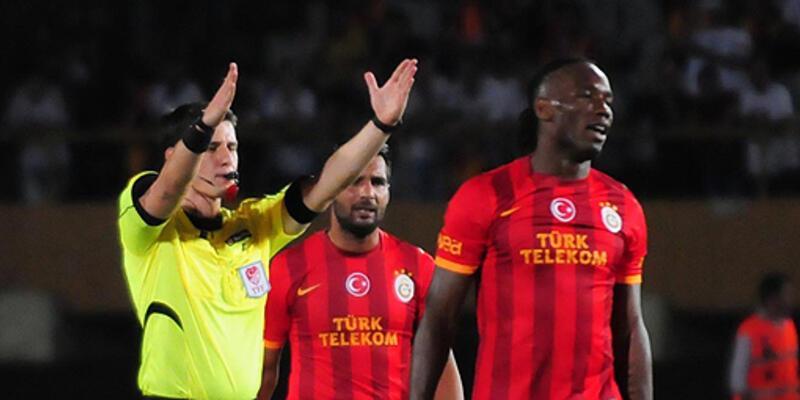 Galatasaray - Malaga: 3-3