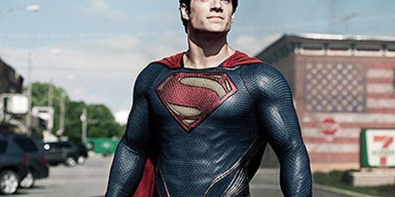 Superman bu kez Batman'la geliyor