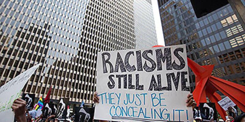 """ABD'de """"Trayvon için adalet"""" gösterileri"""