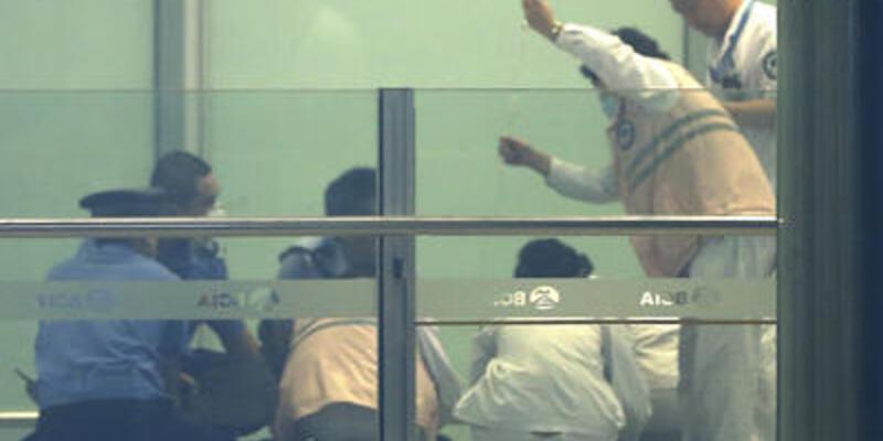 Pekin Başkent Havalimanı'nda patlama