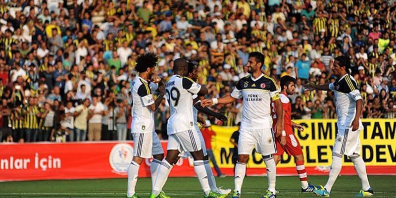 Fenerbahçe'ye Azeri rakip
