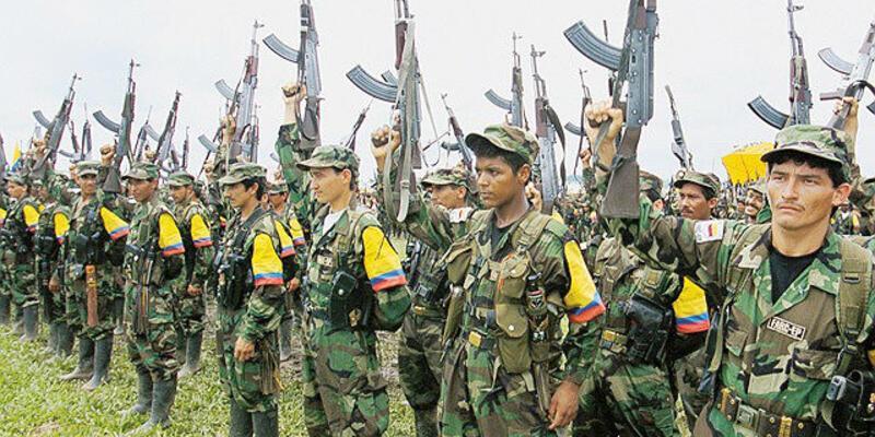 FARC eski bir Amerikalı askeri esir aldı