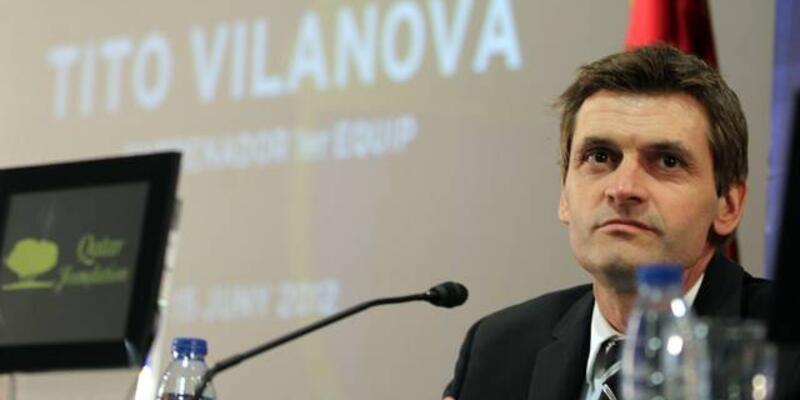 Barcelona'da Vilanova dönemi sona erdi
