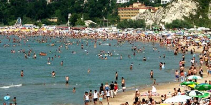 İstanbul'un plajları temiz