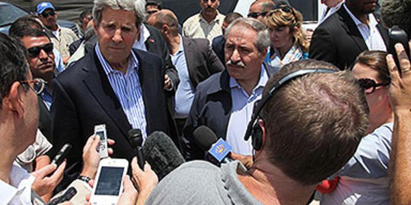 İsrail-Filistin görüşmeleri başlıyor