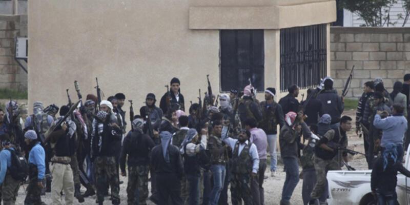 Kürtler Suriye'de ordu kuruyor