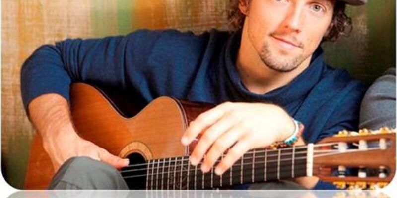 Grammy ödüllü Jason Mraz Life Park'ta
