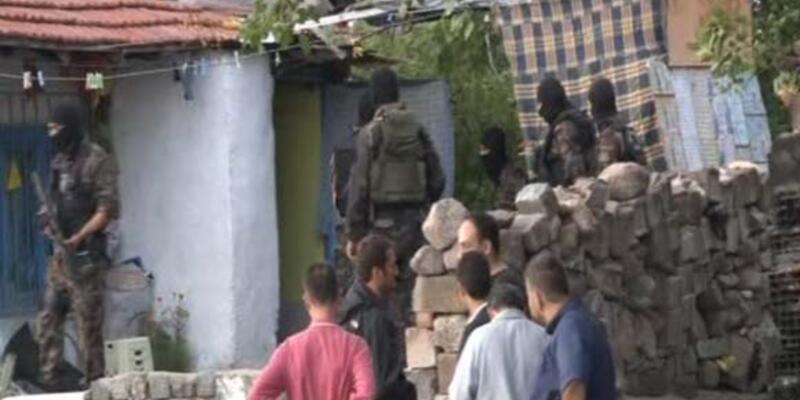 Ankara'da şüpheliler adliyede