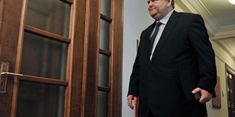 Yunan Dışişleri Bakanı Venizelos Ankara'da